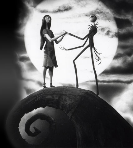 Tim Burton, NIghtmare Before Christmas still